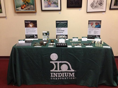 Indium Corporation Participates in Community Foundation Event
