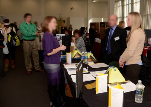 Indium Corporation Participates in MVCC Career Event